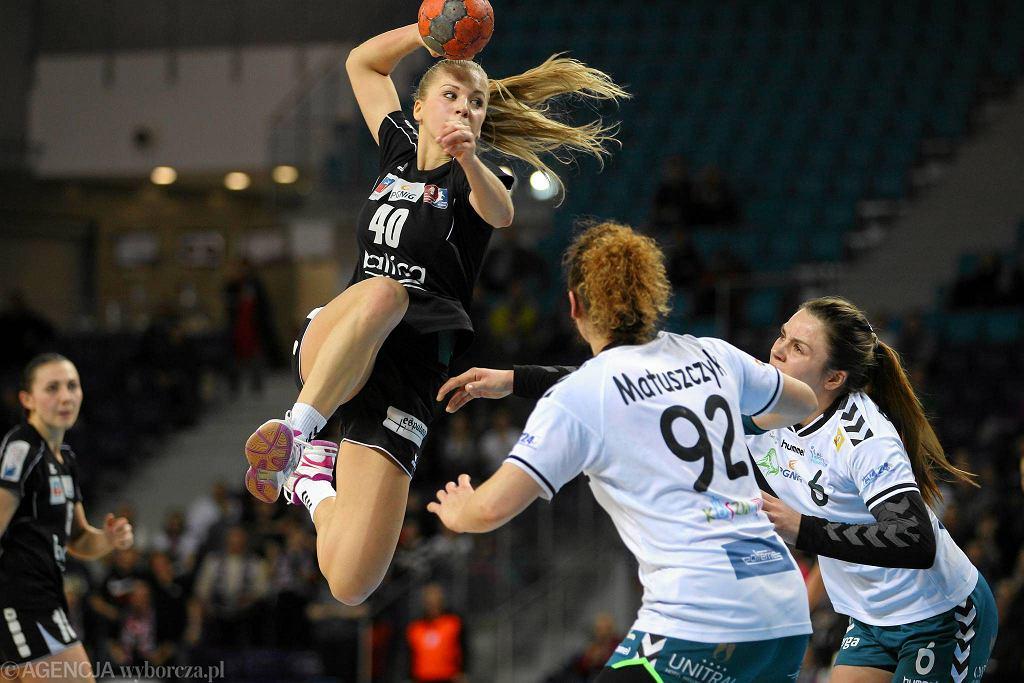 Daria Zawistowska i Pogoń Baltica rozpoczną w sobotę play-off