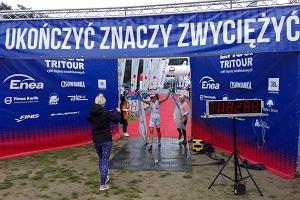 Czasem słońce, czasem deszcz, czyli Prime Food Triathlon Przechlewo 2016