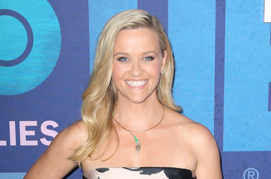 Reese Witherspoon na premierze serialu 'Wielkie kłamstewka'