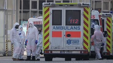 Szpital tymczasowy w Poznaniu. Trwa śledztwo w sprawie braku tlenu