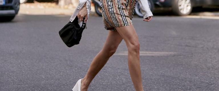 Białe obuwie damskie króluje na ulicach! Sprawdź modne modele, które są hitem tego sezonu!