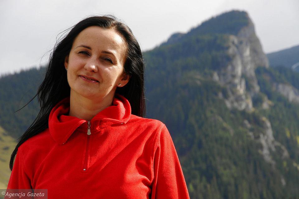 Beata Nowak, nauczycielka III LO w Lublinie