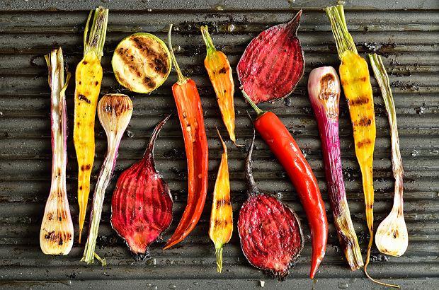 Grillowane warzywa- sprawdź, czy nie popełniasz popularnych błędów