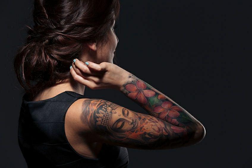 Osoby Z Tatuażem Nie Mogą Być Dawcami Krwi