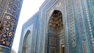 Uzbekistan, zabytki Samarkandy