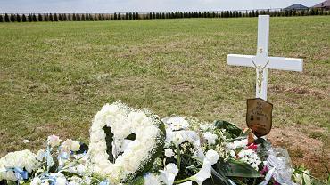 Pogrzeb 10-letniej Kristiny z Mrowin