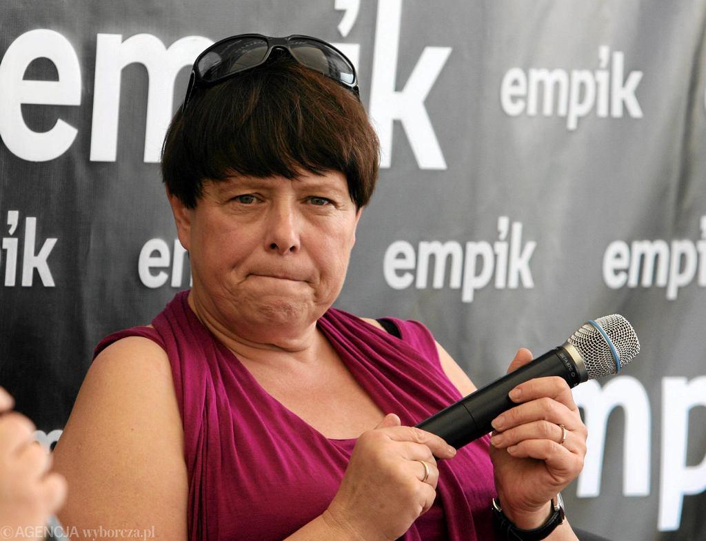 Ilona Łepkowska - fotografia ilustracyjna