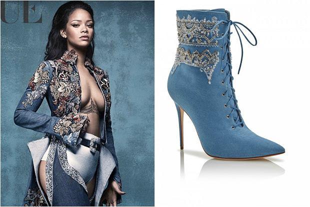 Rihanna x Manolo Blahnik - kolekcja