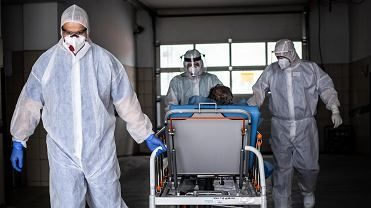 Pandemia koronawirusa. Medycy na SORze, Samodzielny Publiczny Szpital Kliniczny Nr 4 . Lublin, 9 czerwca 2020
