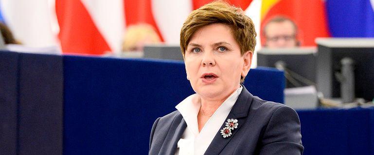 PiS znów rozważa wystawienie Szydło jako kandydatki na szefa komisji