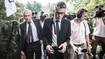 Mec. Jacek Dubois i sędzia Igor Tuleya