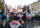 Utrudnienia w Warszawie. W sobotę dwie duże manifestacje przejdą przez centrum