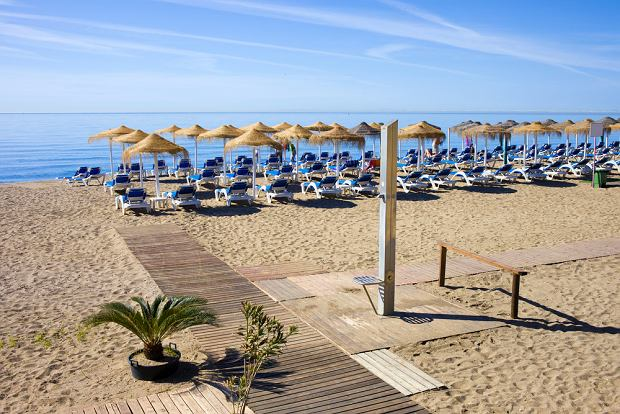 Hiszpania wakacje. Kurort Marbella na Costa del Sol/fot. shutterstock