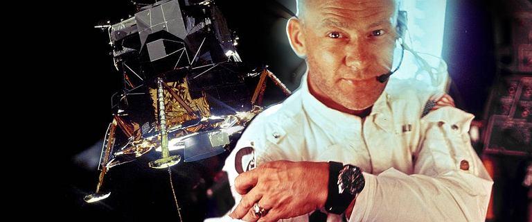 Buzz Aldrin jak MacGyver uratował Apollo 11. Mogło się skończyć tragicznie
