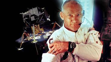 Misja Apollo 11. Buzz Aldrin