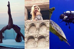 Zobacz, jakie atrakcje na wakacjach  mają gwiazdy