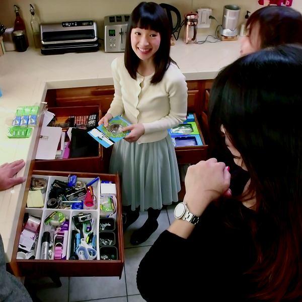 Marie Kondo to japońska królowa sprzątania