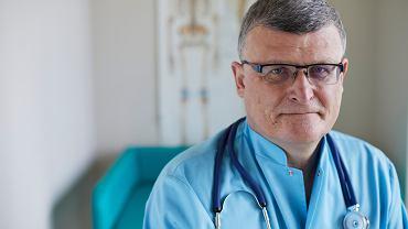 Dr Paweł Grzesiowski, ekspert Naczelnej Rady Lekarskiej ds. COVID-19