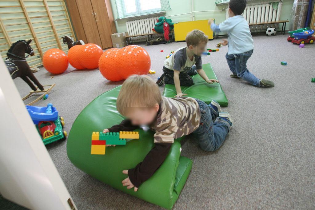 3-letni chłopiec sam wyszedł z przedszkola na Ursynowie / zdjęcie ilustracyjne