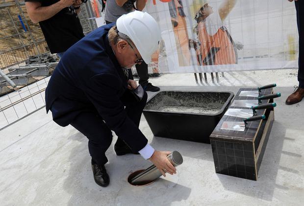 Zdjęcie numer 27 w galerii - Kamień węgielny pod Centrum Medycyny Weterynaryjnej UMK za 60 mln zł [GALERIA]