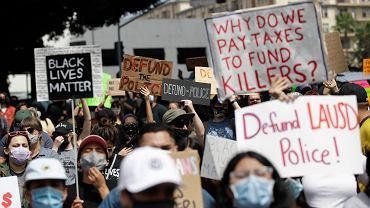 Protesty w Los Angeles