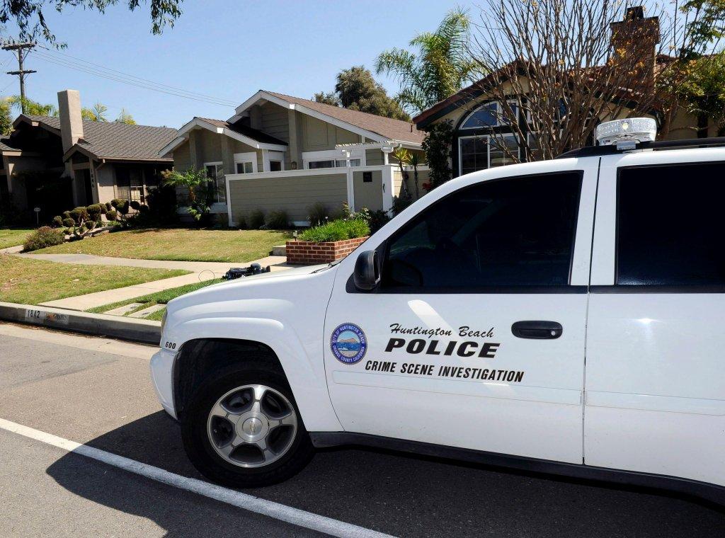 Policja w hrabstwie Orange