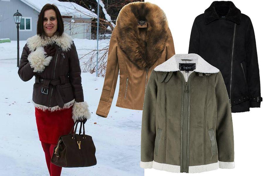 f33f9be56912c3 Ciepłe kurtki dla dojrzałych kobiet - najmodniejsze modele sezonu