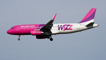 Wizz Air poleci z Włoch do Egiptu