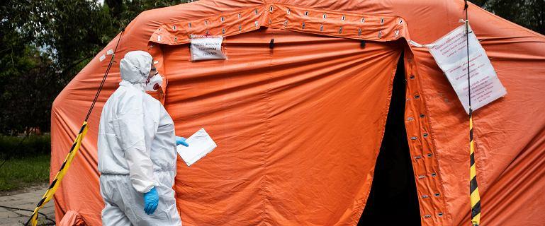 Nowe dane na temat zakażeń. Wirus Covid-19 u 305 osób, 6 pacjentów zmarło