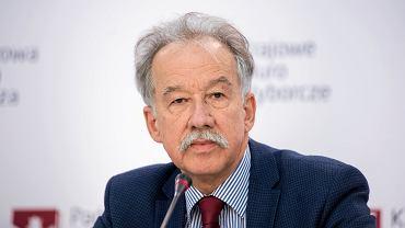 Wojciech Hermeliński - były szef PKW