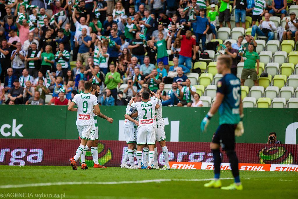 Lechia Gdańsk - Jagiellonia Białystok 1:1
