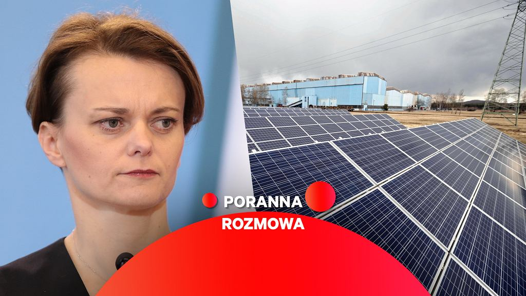 Jadwiga Emilewicz w Porannej Rozmowie Gazeta.pl