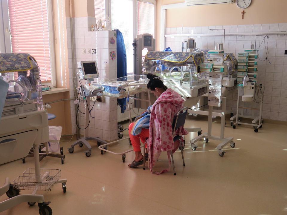 Oddział neonatologii zielonogórskiego szpitala