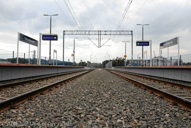 Przebudowa trasy kolejowej Kraków - Katowice potrwa dłużej