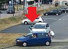 """Była metoda """"na butelkę"""", teraz kradną """"na drut"""". Policja ostrzega kierowców przed złodziejami"""