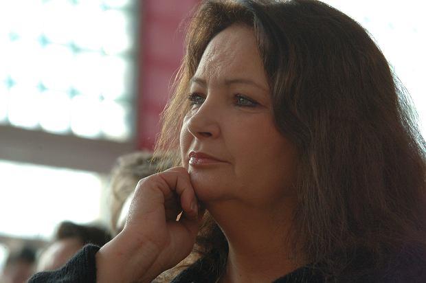 Anna Dymna w 2006 roku
