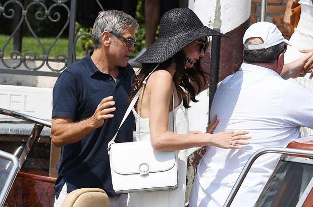 Amal Clooney dwa lata temu została mamą dwójki bliźniaków. Jak podają zagraniczne media, prawniczka i żona George'a Clooneya znów spodziewa się dziecka. A właściwie dzieci!