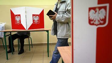 Wybory w Polsce (zdjęcie ilustracyjne)