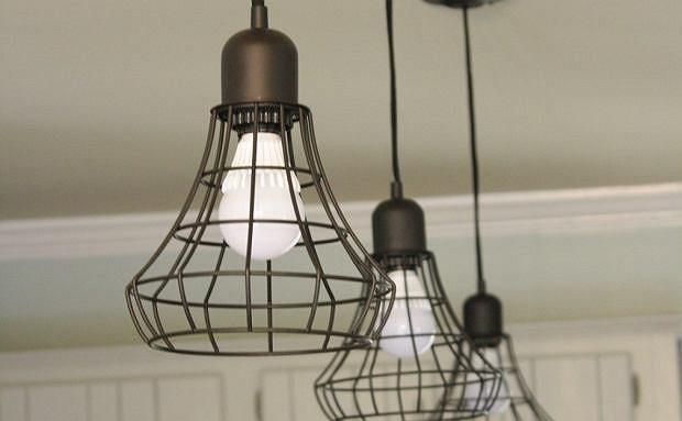 Wiszące lampy w trzech modnych stylach