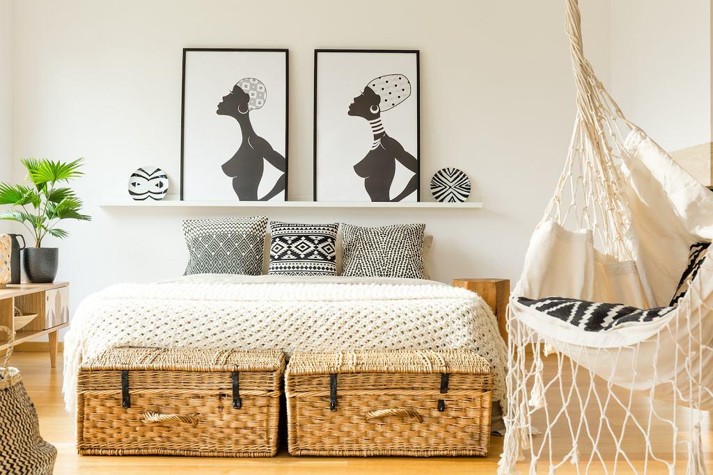 Wiklinowe meble i akcesoria świetnie pasują do każdego stylu i pomieszczenia.