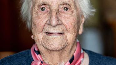 Irena Becker, 23 lutego 2018 skończyła sto lat