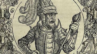Książę Olgier Giedyminowic, władca Wielkiego Księstwa Litewskiego