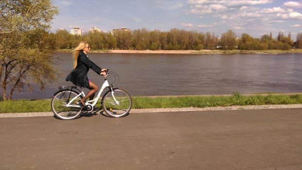 moda i rower