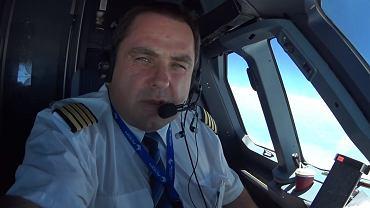 Polski pilot założył kanał w serwisie YouTube i szybko zdobył tysiące fanów