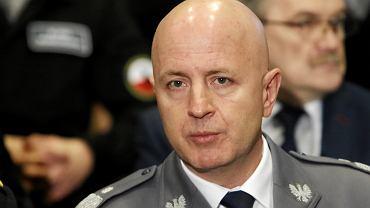 Komendant Główny Policji Jarosław Szymczyk napisał list do Policjantów i Policjantek