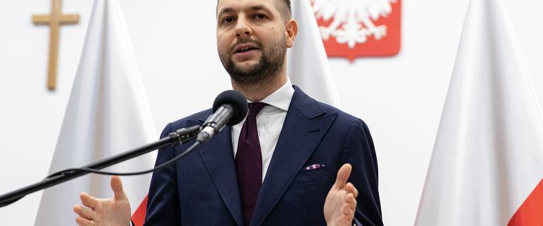 Patryk Jaki: Nie chcemy dla ministra Ziobry wicepremiera