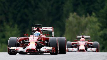Fernando Alonso i Kimi Raikkonen