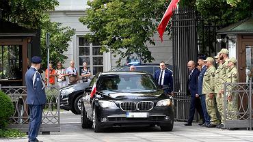 Święto Służby Ochrony Państwa w Warszawie.
