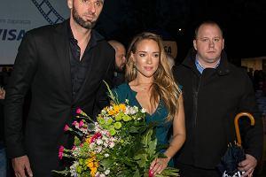 Alicja Bachleda-Curuś, Marcin Gortat na imprezie Visa Kino Letnie w Zakopanem