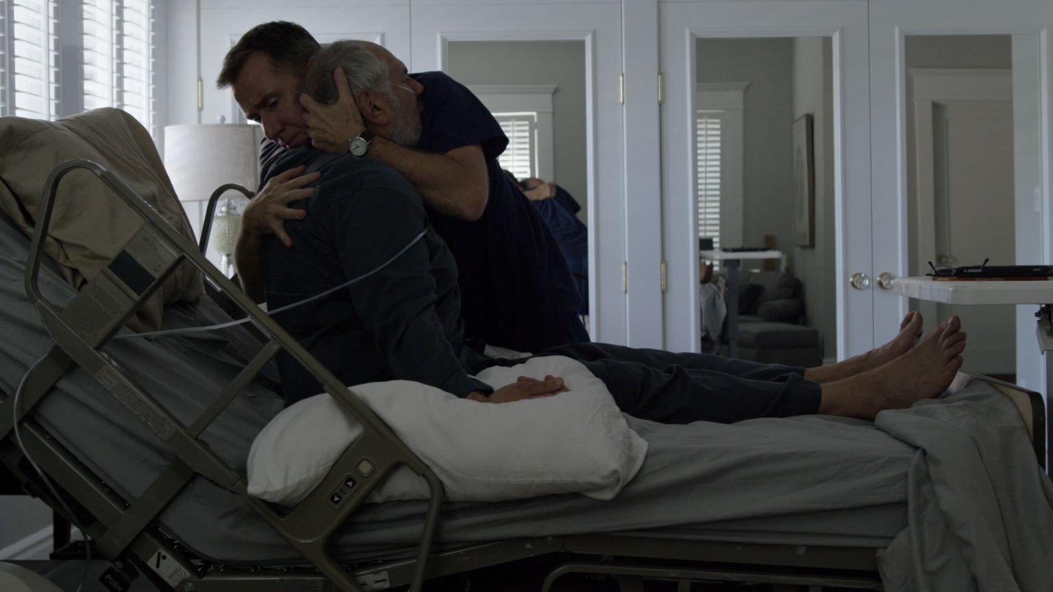 Kadr z filmu 'Opiekun'